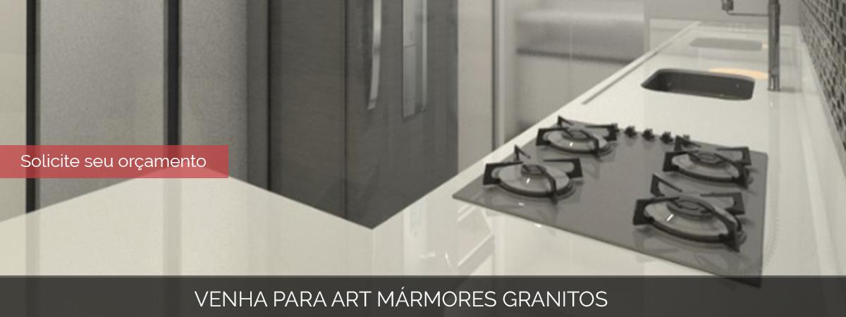 Banner ART MARMORES GRANITOS E ROCHAS ORNAMENTAIS