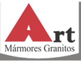 Logo ART MARMORES GRANITOS E ROCHAS ORNAMENTAIS'